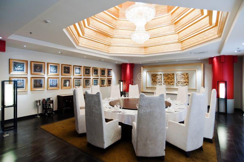 Sala de jantar pelo estilo No.1 de Bordado fotografia de stock