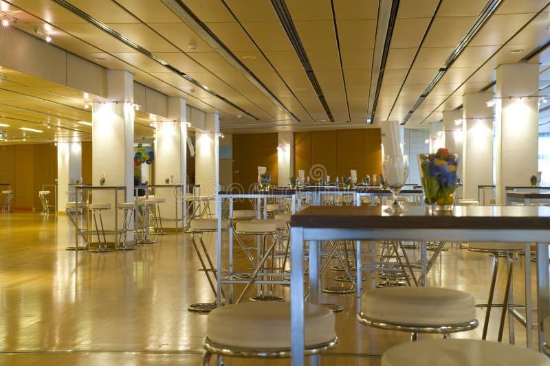Sala de la conferencia/de reunión fotografía de archivo libre de regalías