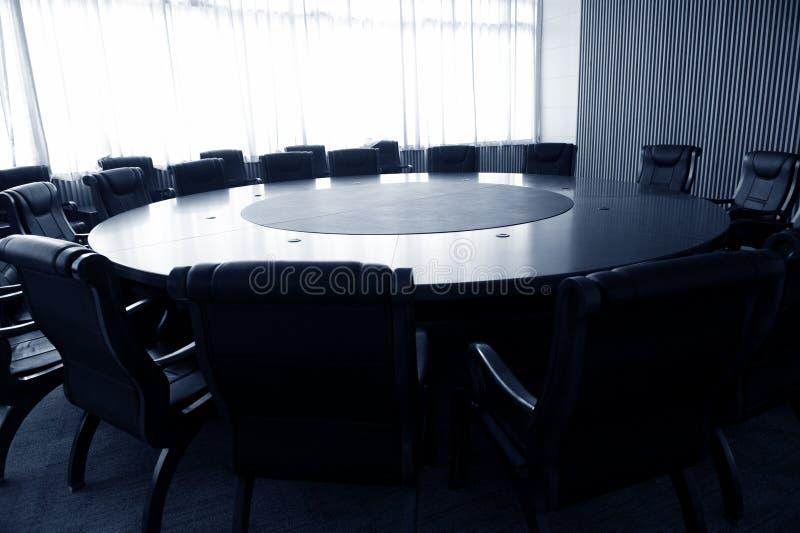 Sala de reunión fotografía de archivo libre de regalías