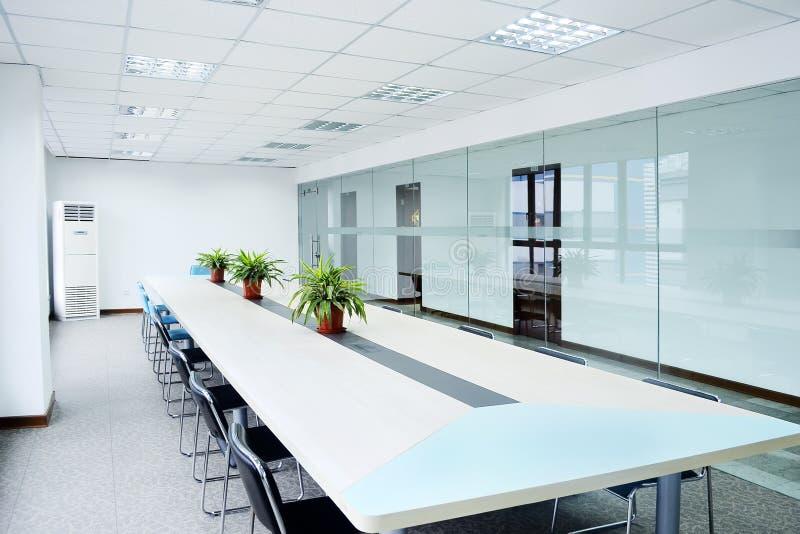 Sala de reunión fotografía de archivo
