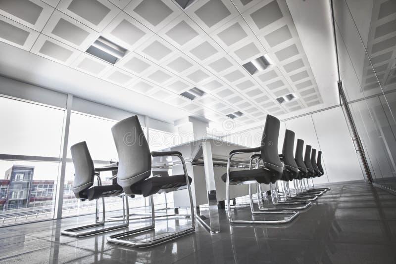 Sala de reunión corporativa imagen de archivo libre de regalías