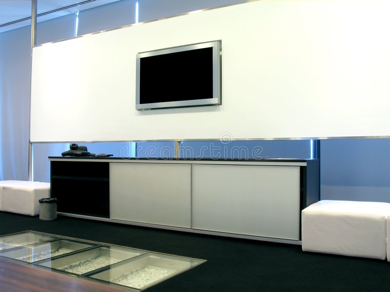 Sala de reunión de la oficina imágenes de archivo libres de regalías