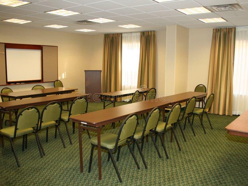 Sala de reunión vacía foto de archivo libre de regalías