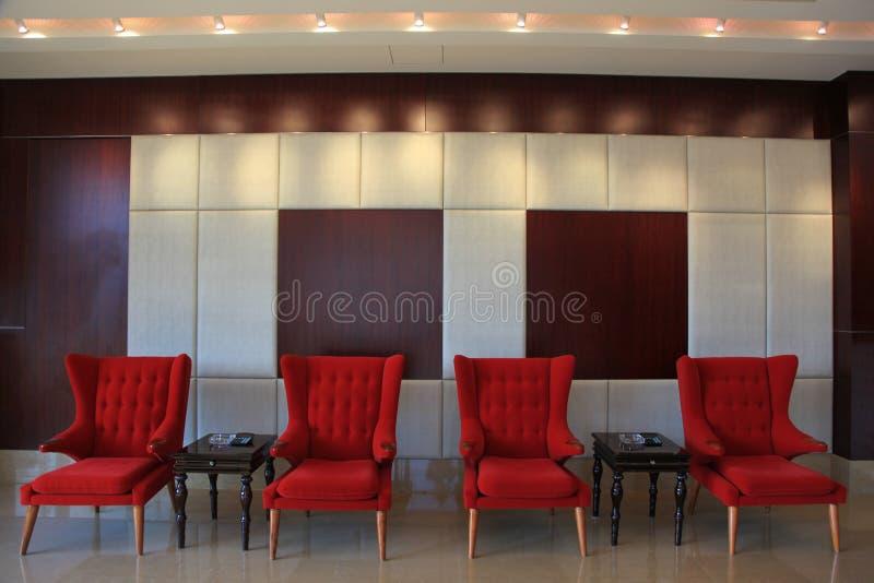 Sala del consiglio vuota immagine stock libera da diritti