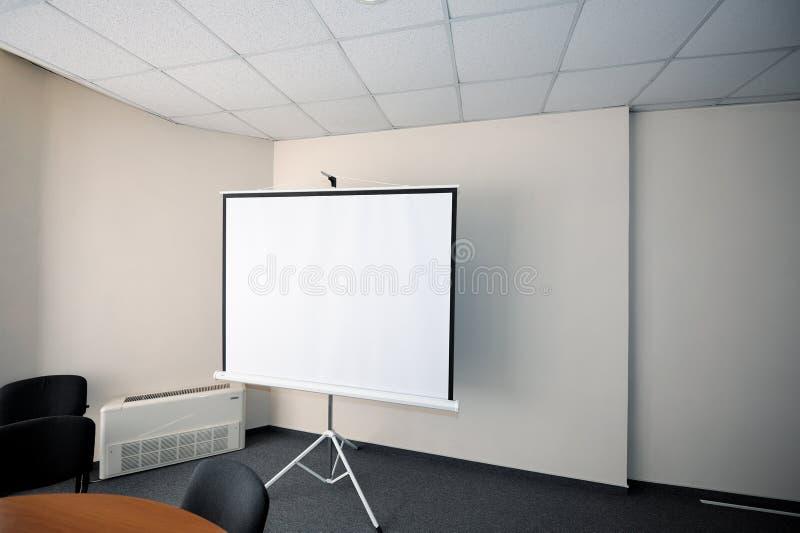 Sala della stanza di presentazione fotografie stock