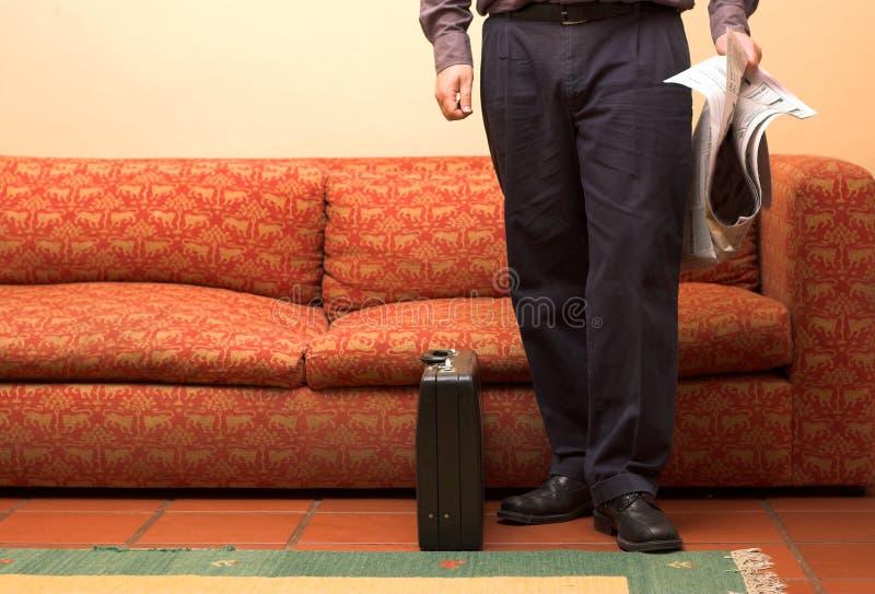 Sala di attesa 2 fotografia stock libera da diritti