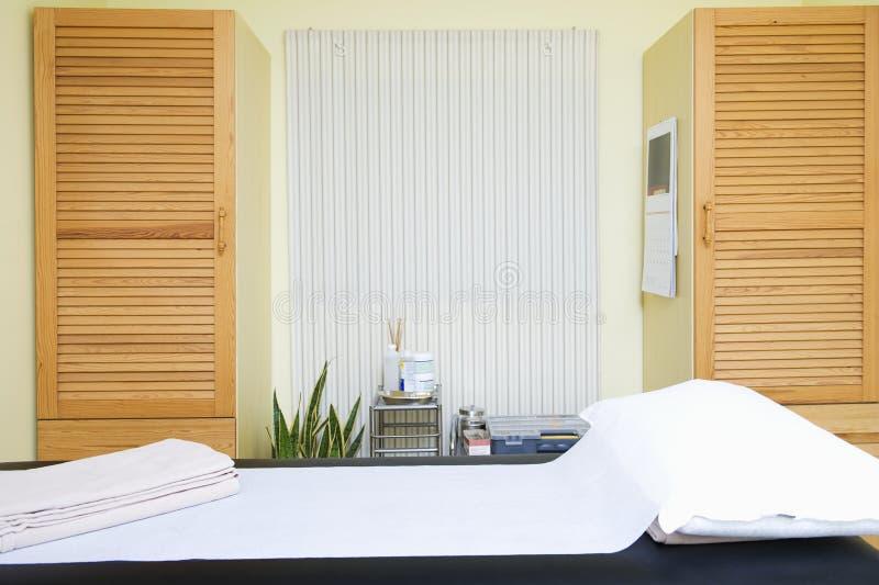 Sala do tratamento da medicina chinesa foto de stock royalty free