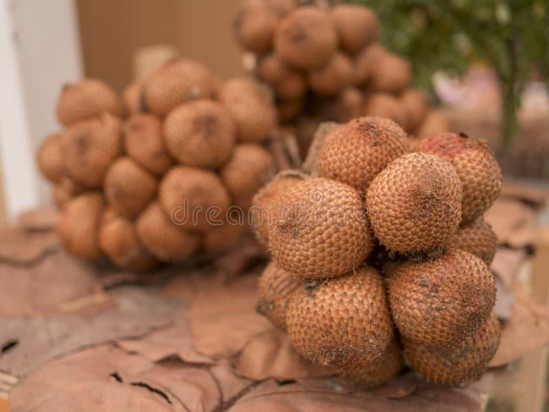 Sala fruit royalty free stock photo