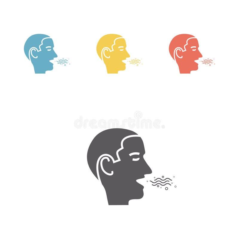 sala Kreskowa ikona również zwrócić corel ilustracji wektora ilustracji