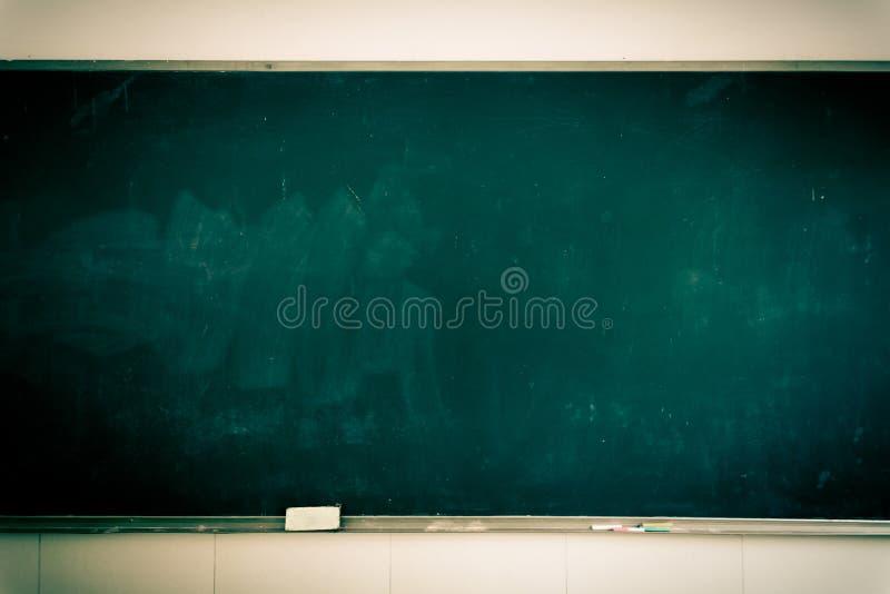 Sala lekcyjnej blackboard obraz stock