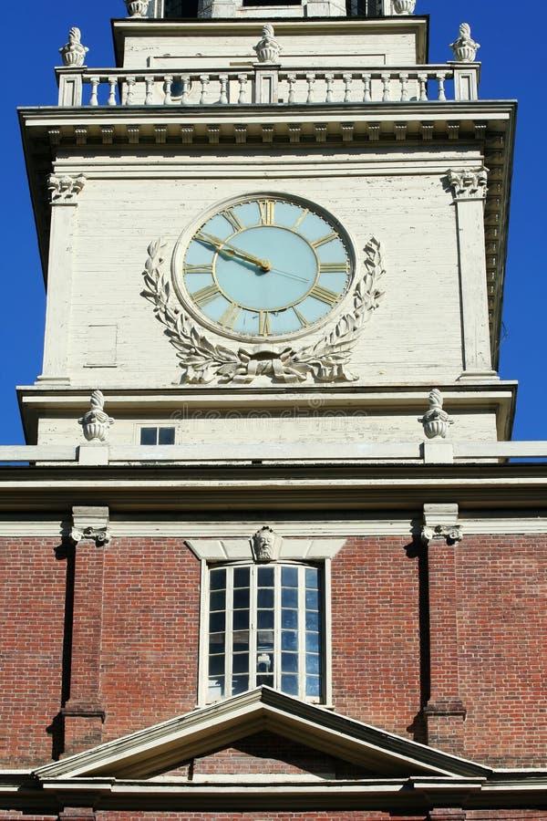 sala niepodległości Filadelfii zdjęcia stock