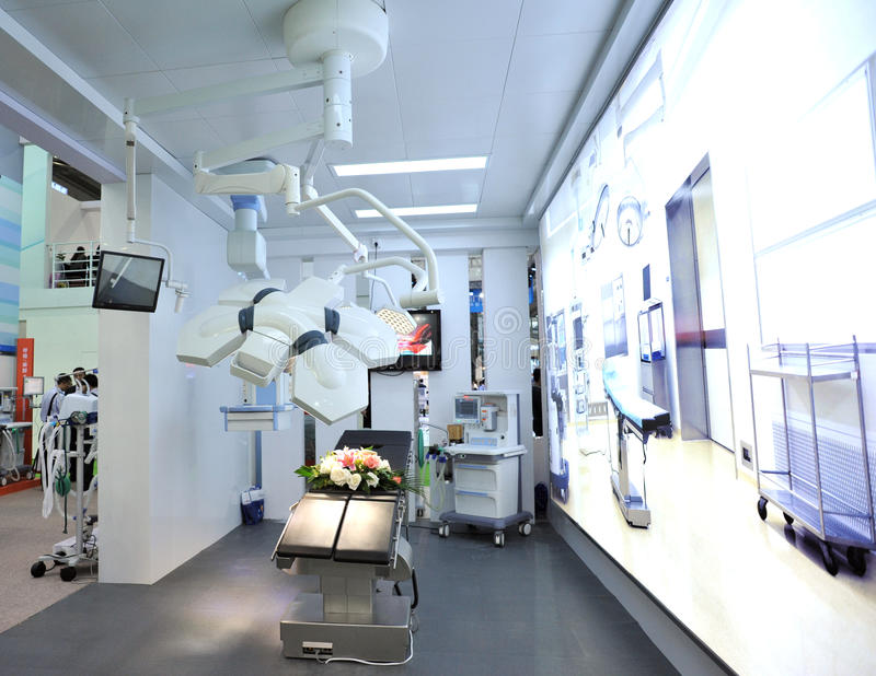 sala operacyjna zdjęcie stock