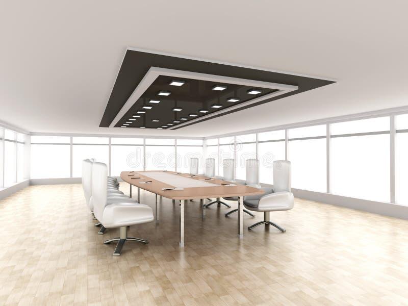 Sala per conferenze illustrazione di stock