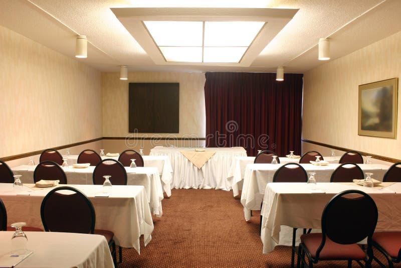 Sala per conferenze - stile dell'aula immagine stock