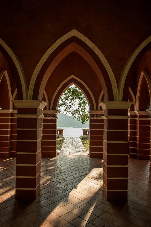 Sala Phra Wihan Daeng photo libre de droits