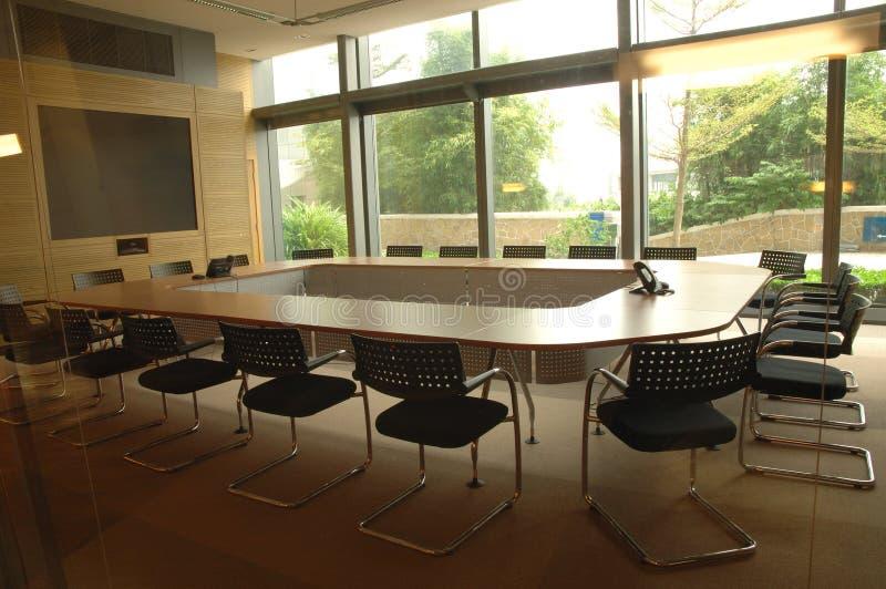 sala posiedzeń zdjęcie stock