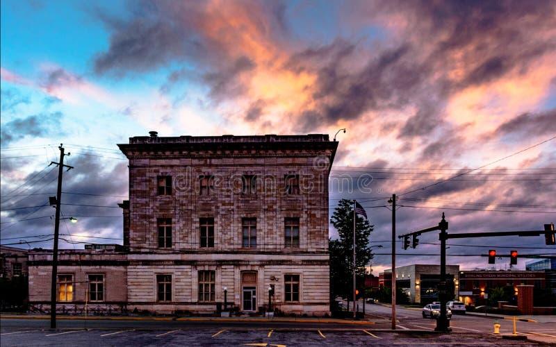 Sala Primetime Los Angeles, CA il 18 settembre 2005 del santuario del William H Costruzione di Natcher e tribunale federali degli immagine stock