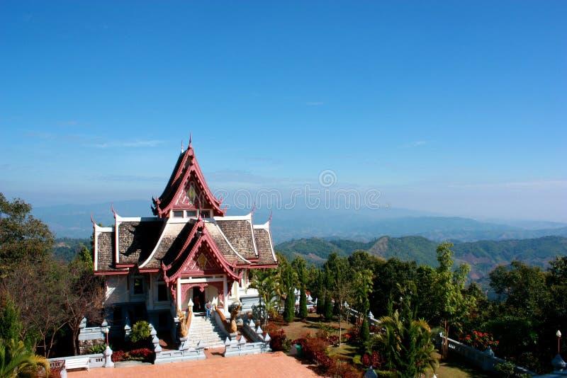 Sala Thai Pavillion royaltyfria foton