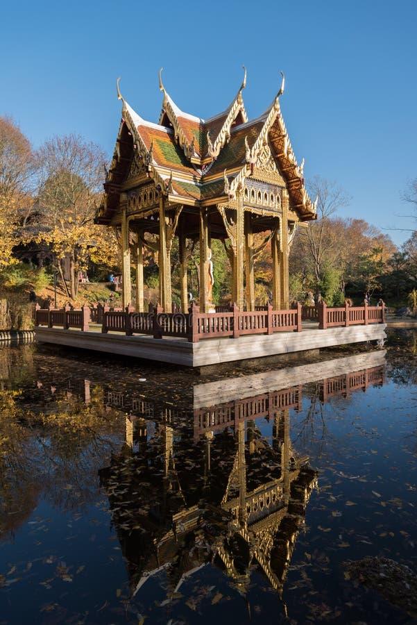 Sala Thai stock photo