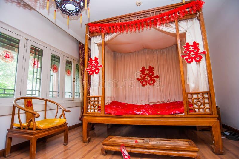 Sala tradicional da união foto de stock