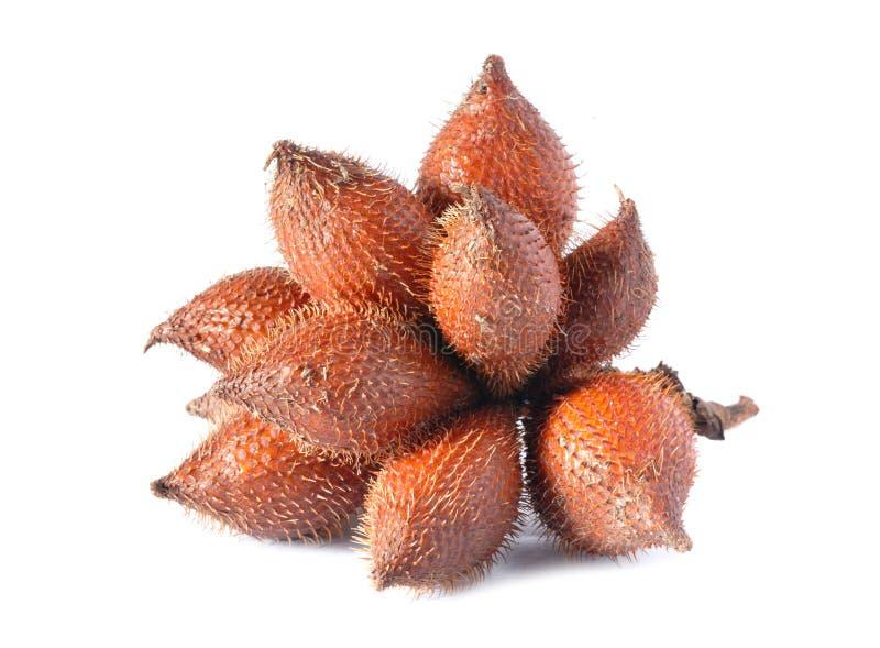 Salacca frukt arkivbild