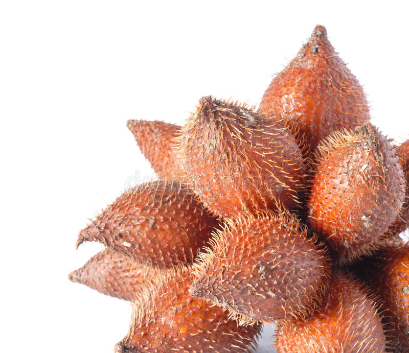 Salacca frukt arkivbilder