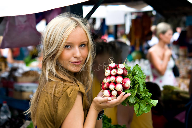 Download Salad stock photo. Image of harvest, vitamin, radish - 10765588