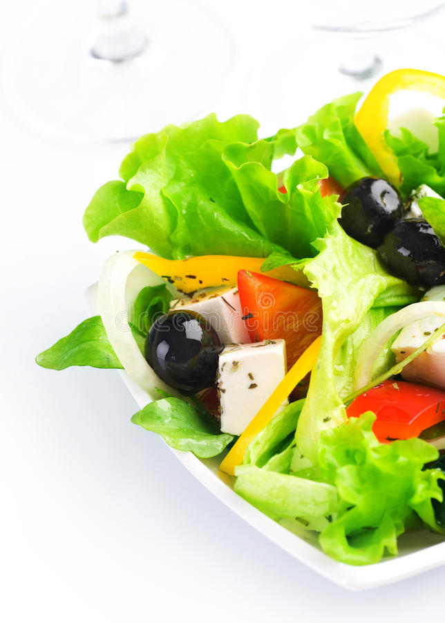 Free Salad Royalty Free Stock Images - 12815559