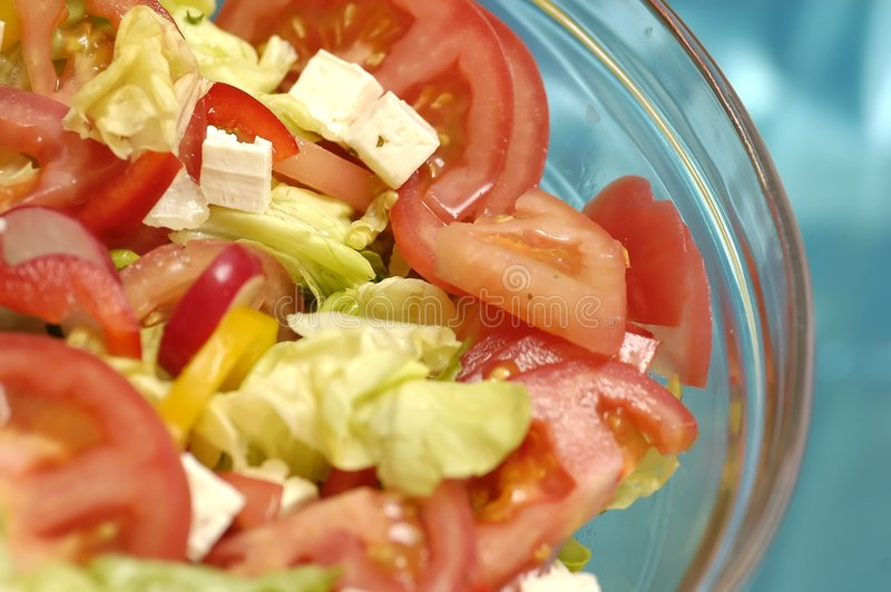 Download Salad Stock Photography - Image: 178682