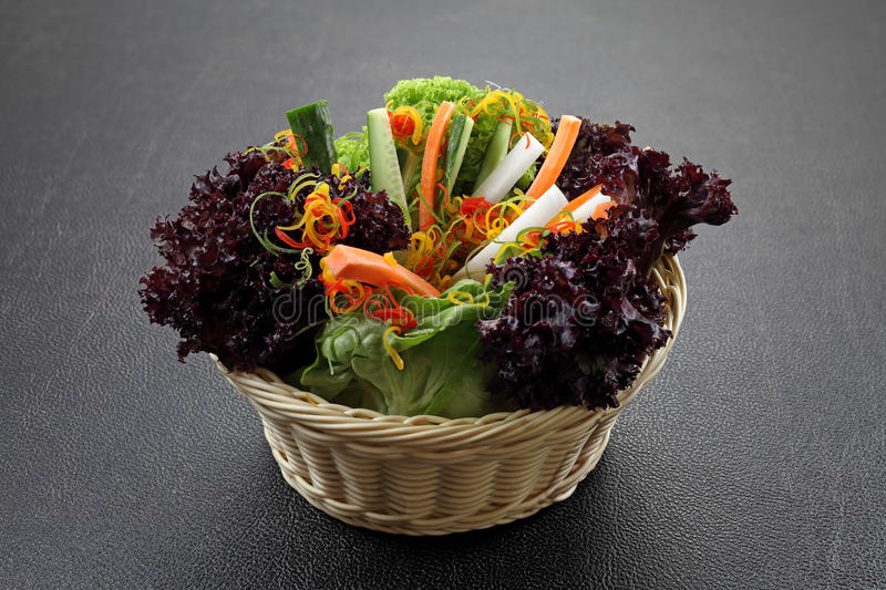 Download Salad stock image. Image of lunch, healthy, vegetarian - 21691939
