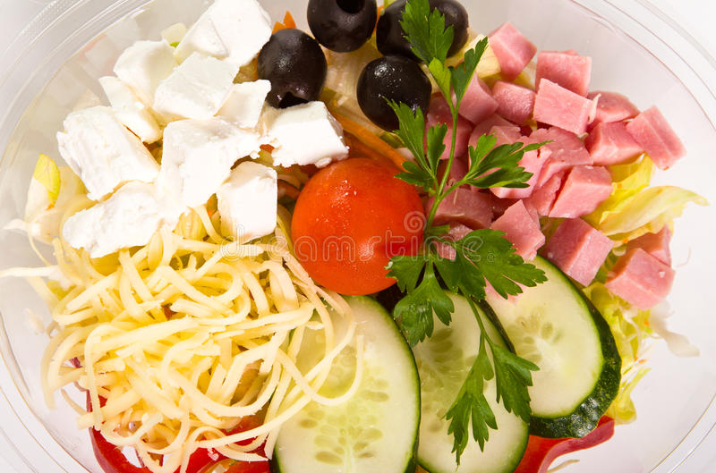 Download Salad Royalty Free Stock Photography - Image: 22104347