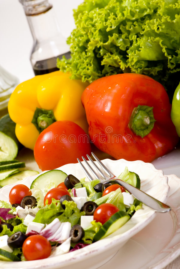 Download Salad Royalty Free Stock Images - Image: 2978889