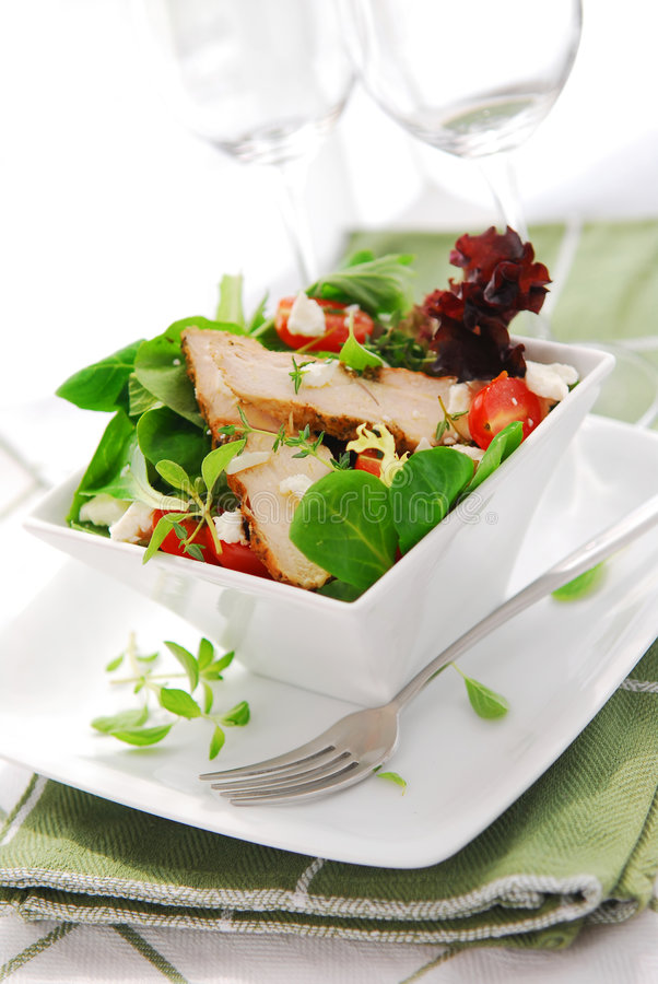 Free Salad Royalty Free Stock Images - 3165699