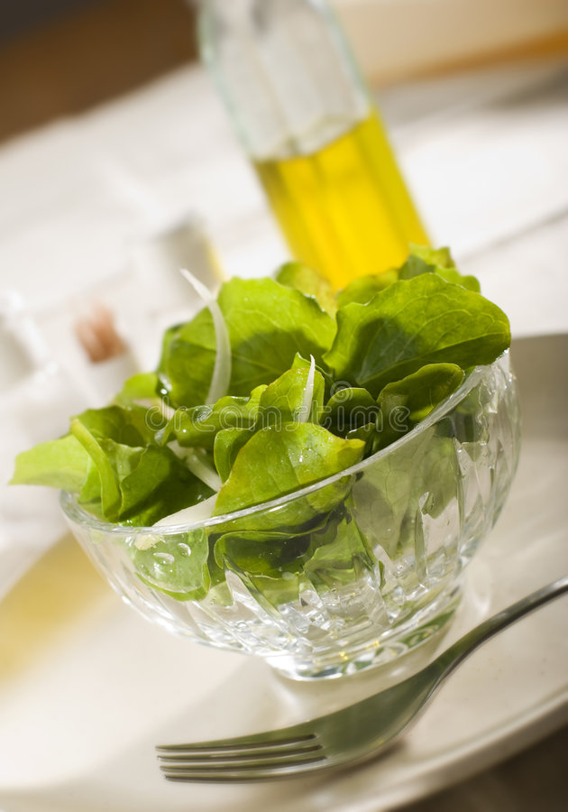 Salad royalty free stock image