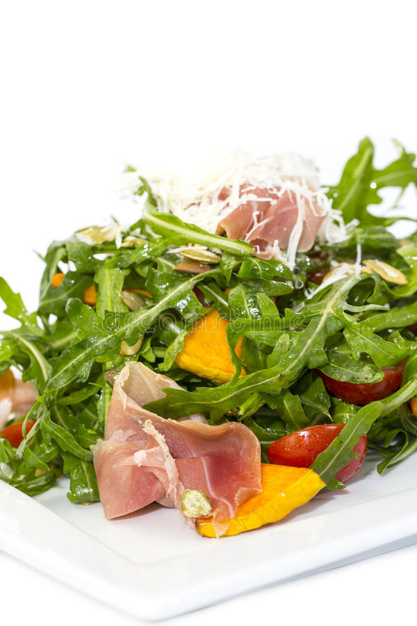 Download Salad stock image. Image of meal, arugula, nutritious - 33814371
