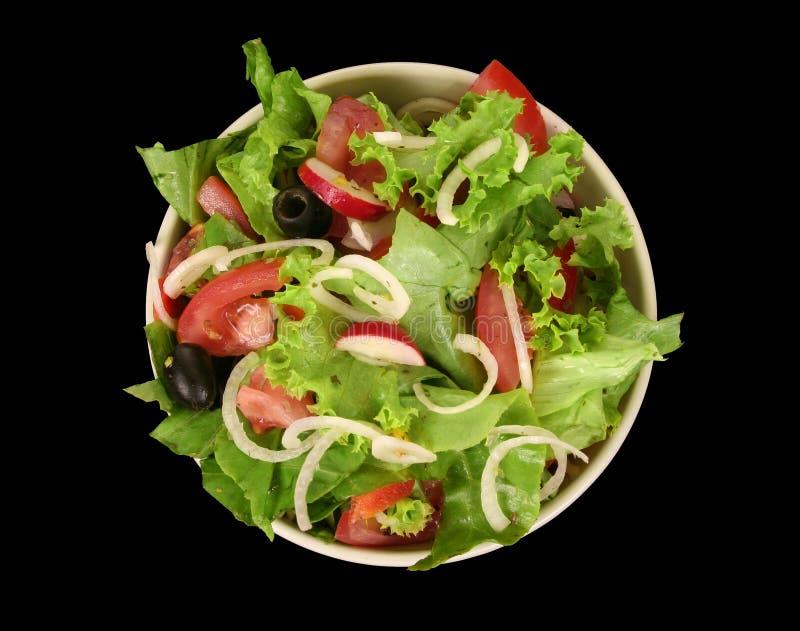 Salad bowl stock images