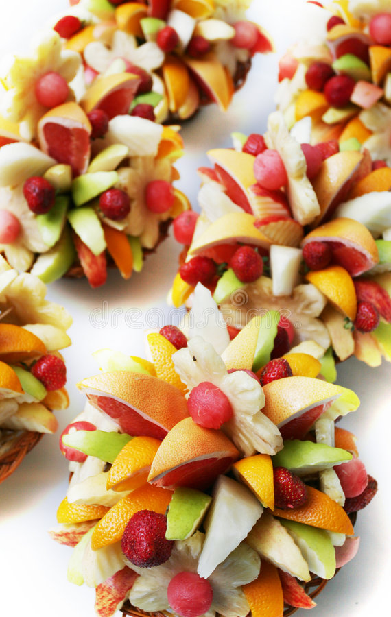 Free Salad From Fruit Stock Photography - 2891482
