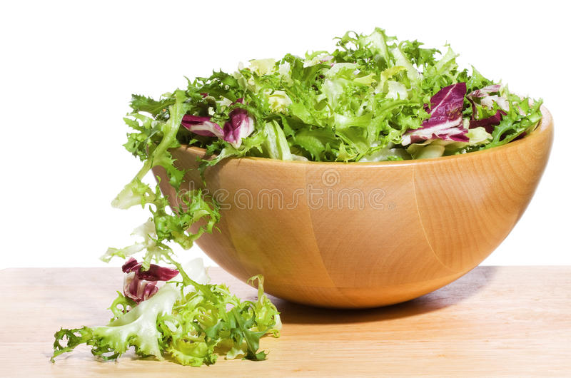 Download Salad with greens stock photo. Image of greens, tasty - 18116782