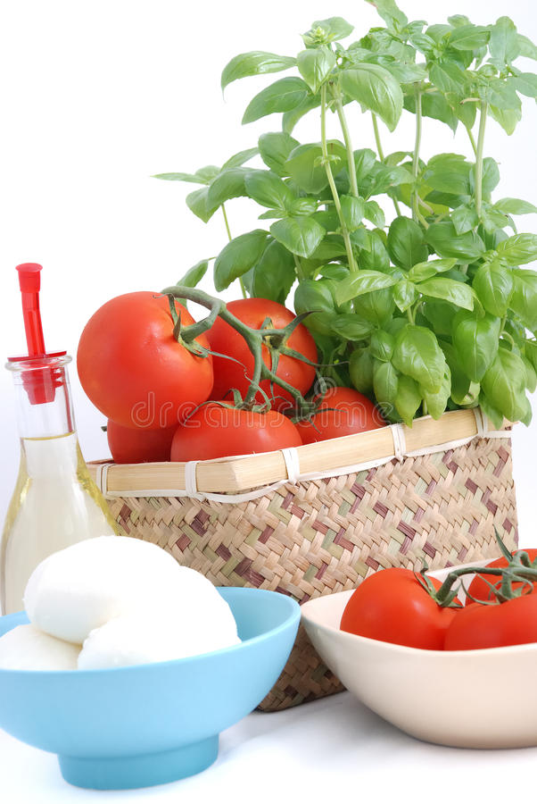 Download Salad ingredients stock photo. Image of cottage, pland - 11190736