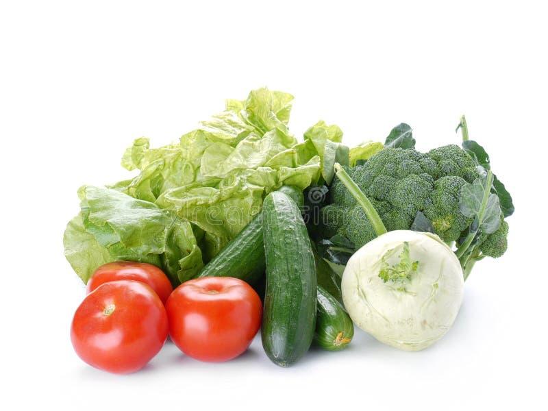 Salad Ingredients Royalty Free Stock Photo