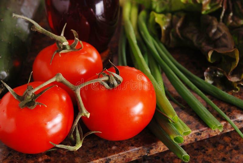 Download Salad ingredients stock photo. Image of juicy, gardening - 4980692
