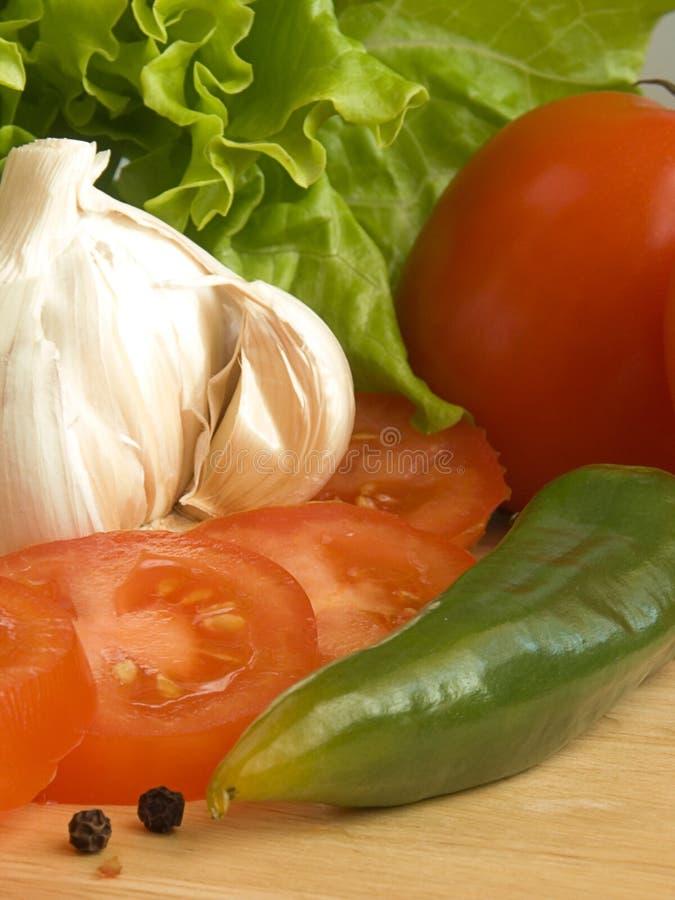 Download Salad ingredients VII stock image. Image of cook, cooking - 745889
