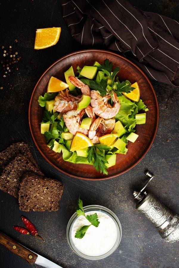 Salad royaltyfri fotografi