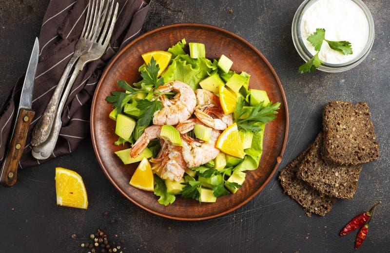 Salad royaltyfria bilder