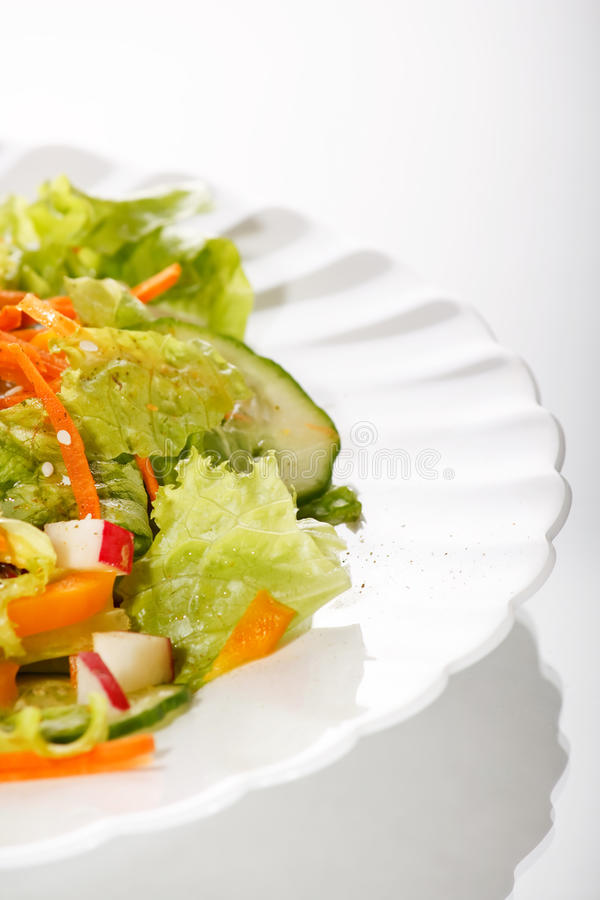 Download Salad On The Table Royalty Free Stock Photo - Image: 12100715