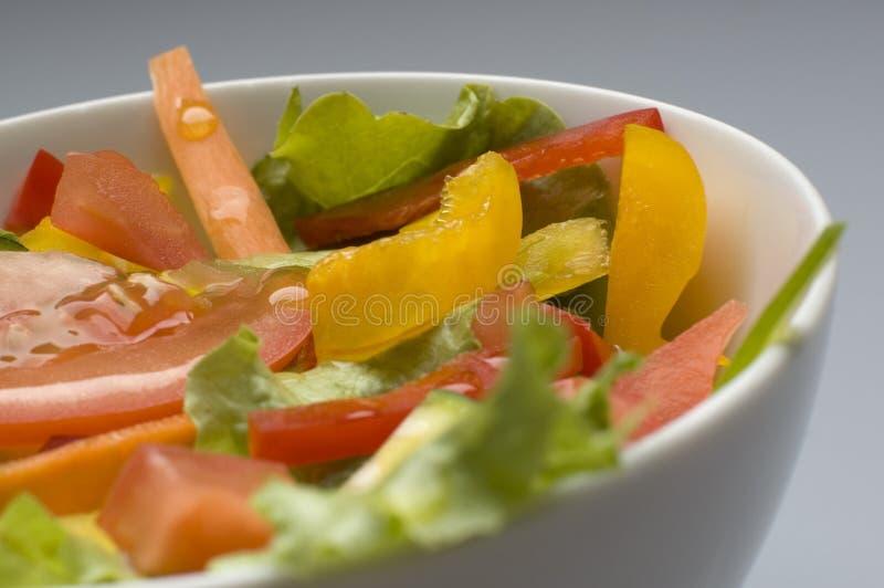 Download Salad3 στοκ εικόνα. εικόνα από τρόφιμα, σιτηρέσιο, καρποί - 1525663