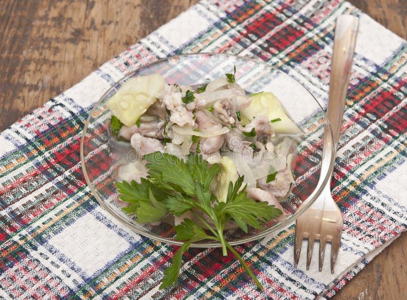 Download Salada imagem de stock. Imagem de refeição, folha, narcotize - 26519409