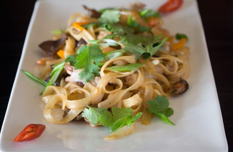 Salada chinesa foto de stock royalty free