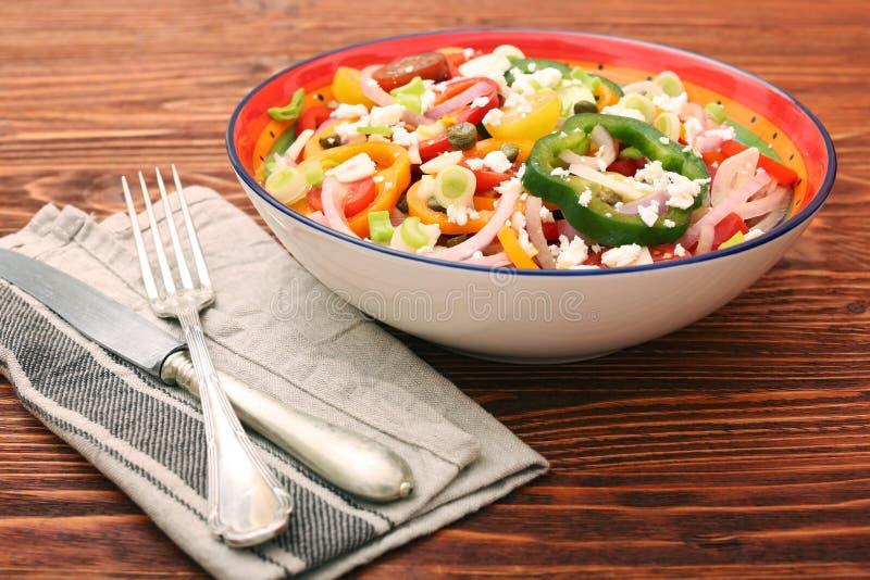 Salada clara da mola imagens de stock royalty free
