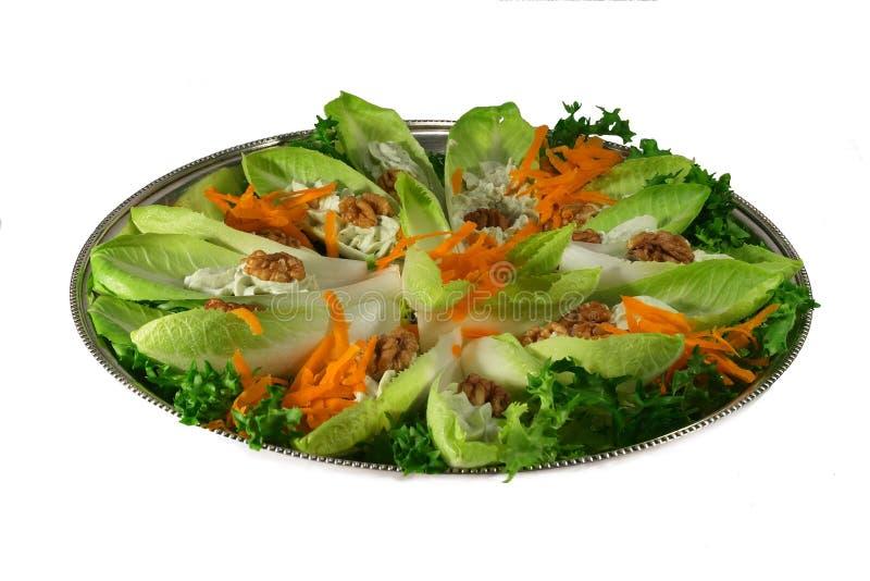 Salada Da Endívia Imagem de Stock Royalty Free